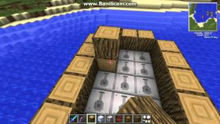 Minecraft  - Archimedes ships mod Review! - Gabi_Games [1.6.4/1.7.2]