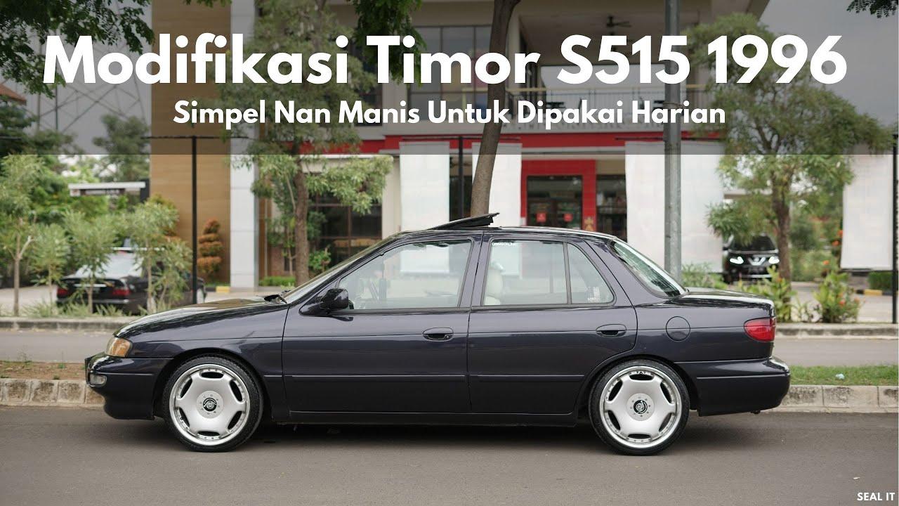 Modifikasi Timor S515 1996
