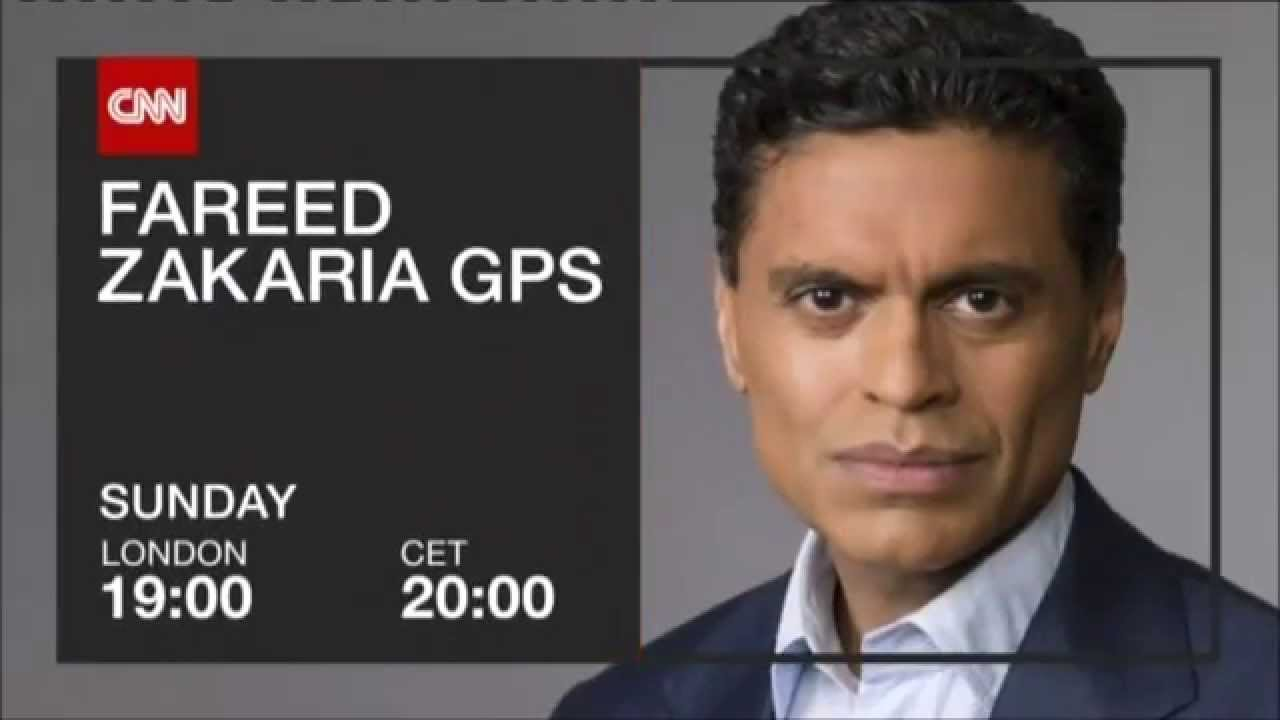 Image result for fareed zakaria cnn