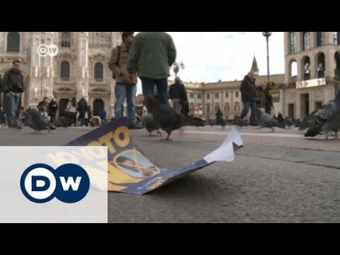 Italy braces itself for referendum | DW News