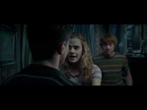 Hermione Hugs Harry - Harry Potter And The...