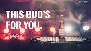 Budweiser: Deixe que Digam #ThisBudsForYou