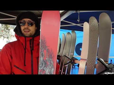 Nouveautés Skis Line 2020