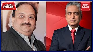 How Did Mehul Choksi Get Clearance From India For Antigua Citizenship ?   News Today With Rajdeep