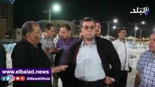 محافظ الفيوم يلتقي المواطنين ويهنئهم بعيد الأضحى المبارك..فيديو وصور