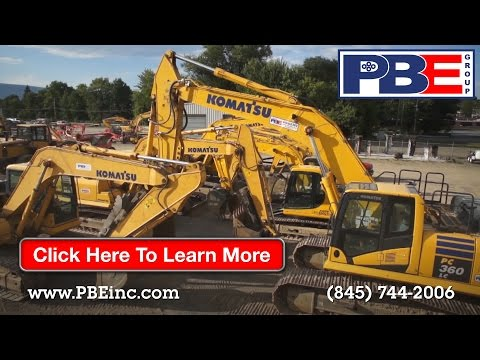 Construction Equipment Rental Putnam County NY | Heavy Equipment For Sale | Pine Bush Equipment