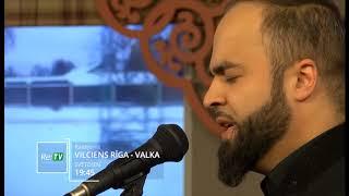 """Raidījums """"Vilciens Rīga - Valka"""" - 04.02. plkst. 19:45"""