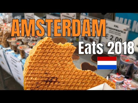 Amsterdam MUNCHIES 2018 - Eating in One of Europe's Best Cities