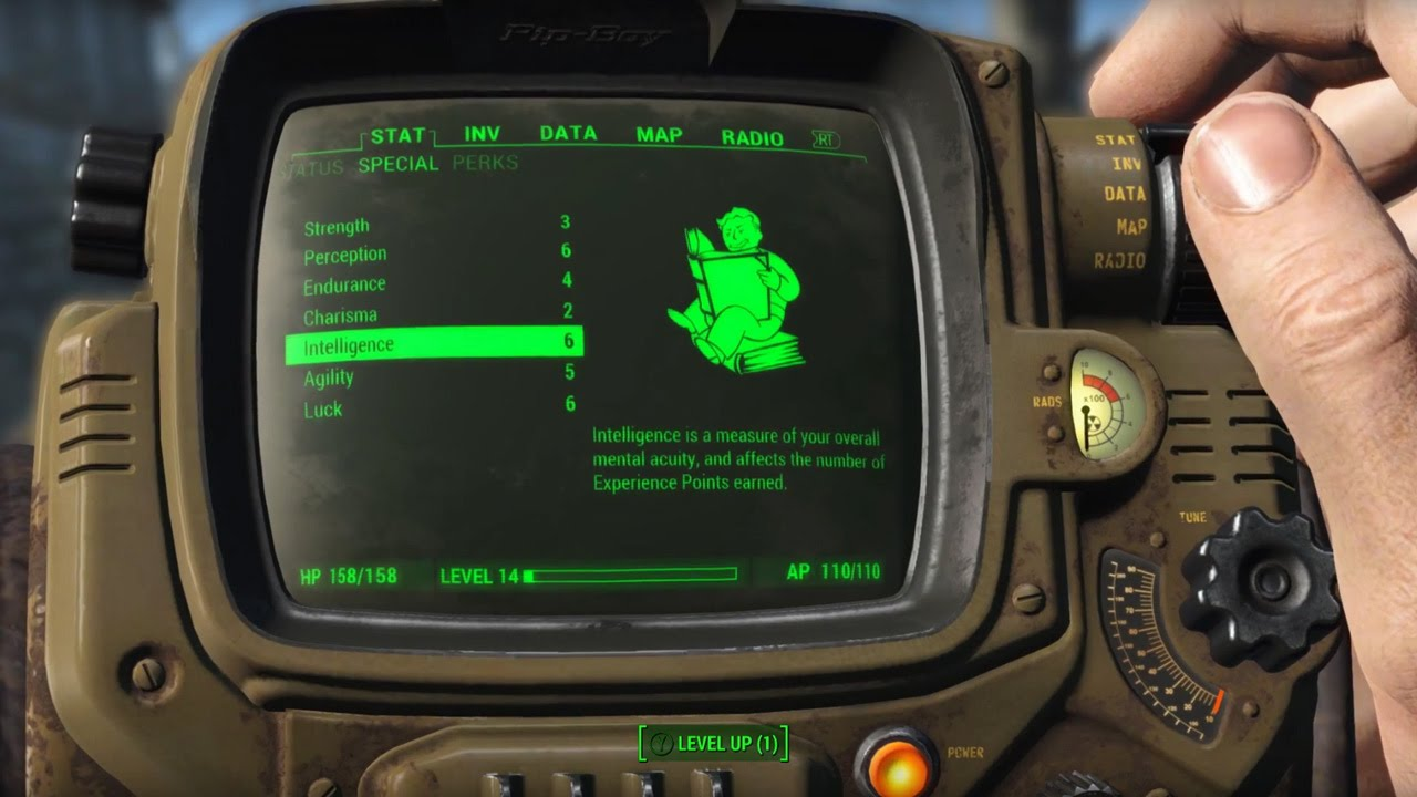 Fallout  Stats Build