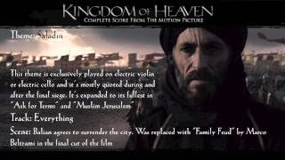 Kingdom of Heaven Soundtrack Themes - Saladin