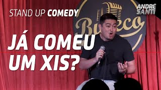 AULA DE XIS NO RIO GRANDE DO SUL | André Santi | Stand Up Comedy