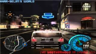 """Need For Speed Underground 2 (PC) - Epizod #56 """"Amerykańskie Mięśniaki"""" (Khar-Selim Plays Games!)"""