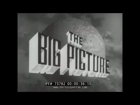 "U.S. ARMY TV SHOW ""THE BIG PICTURE"" AMERICAN FORCES RADIO NETWORK & SCHOOLS 73782"