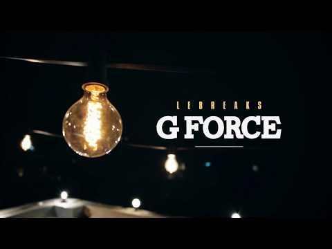 LeBreaks - G Force (live)
