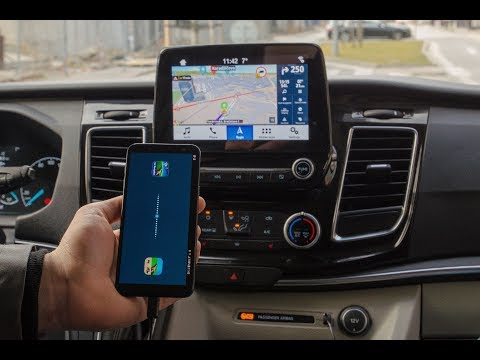 MWC 2019: Sygic and Ford Have Unveiled First Connected Navigation with Truck Routing