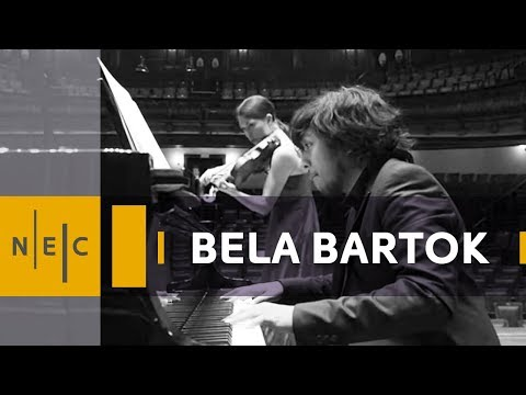 Béla Bartók: Romanian Folk Dances