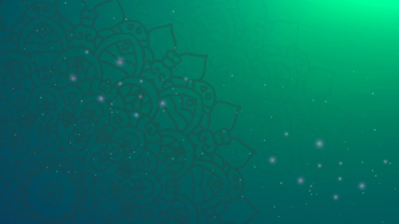 islamic background free template