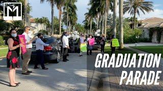 Graduation Parade 2020