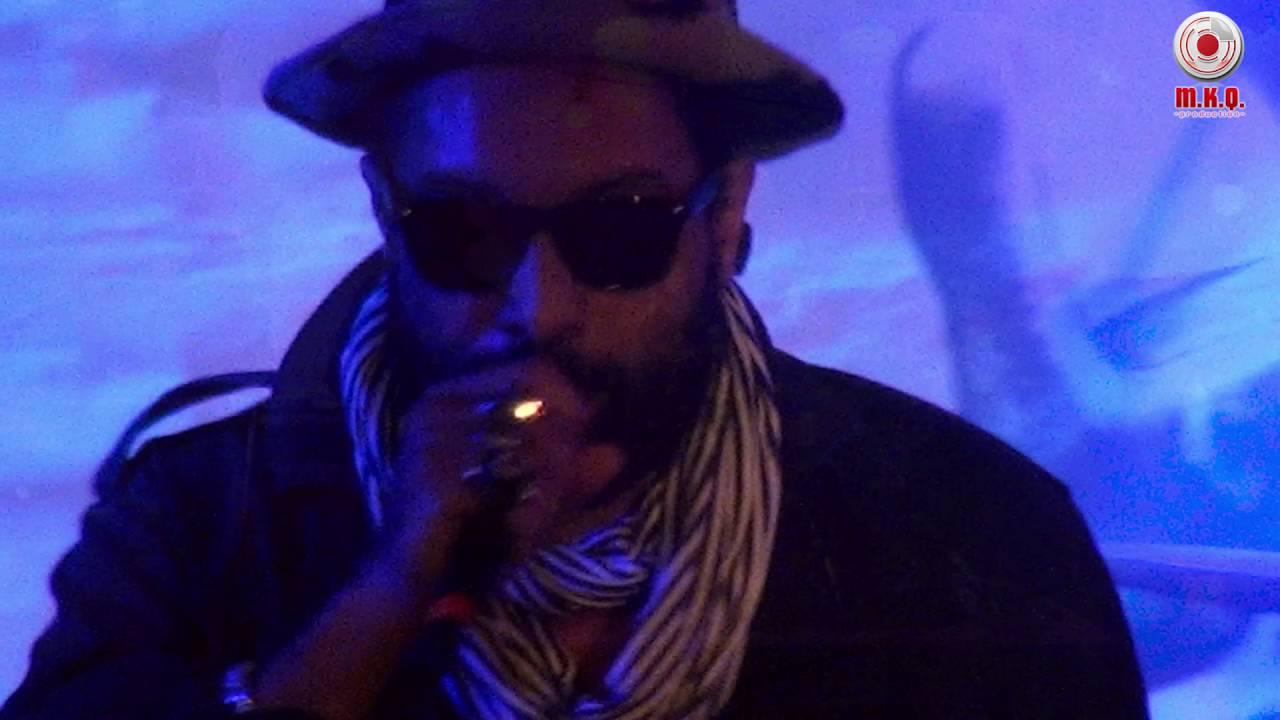 Papa Dee live at Musikenshus 2014
