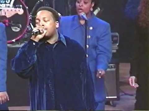 Marvin Sapp-Lord Send Your Anointing