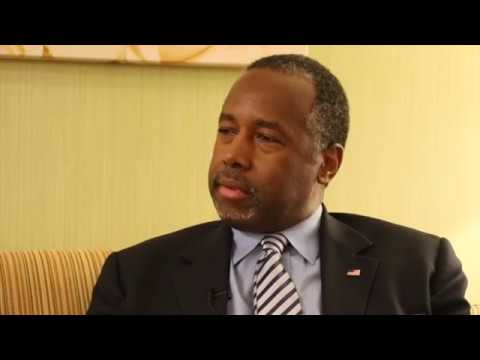 Dr. Ben Carson one-on-one interview with SILive.com
