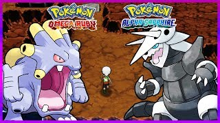 Pokemon OmegaRuby & AlphaSapphire - How to Get Exploud & Aggron