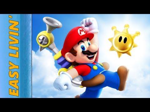Easy Livin' - Super Mario Sunshine Full Playthrough