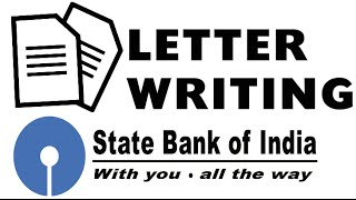 Letter Writing for SBI PO and UIIC AO EXAM and Other Exam Also
