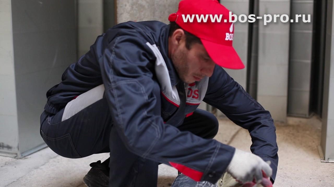 Инструкция по монтажу огнезащитного покрытия PRO-МБОР-VENT