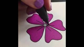 Satisfying Colouring Compilation 2 - Nicky Kumar Art