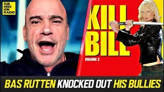 Bas Rutten Made a List And Tracked Down His Bullies, Then KO'd Them