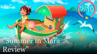 Summer in Mara Review [PS4, Switch, Xbox One, & PC] (Video Game Video Review)