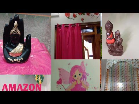 Amazon home decor shopping haul/Diwali offers