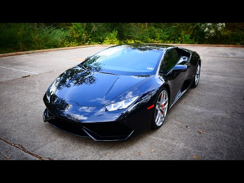 2015 Lamborghini Huracán LP610-4 – Review in Detail, Start up, Exhaust Sound, and Test Drive