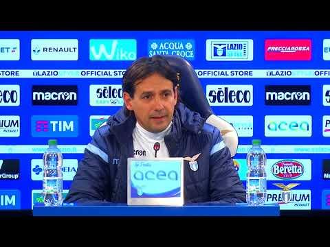 Le parole di mister Inzaghi alla vigilia di Lazio-Juventus