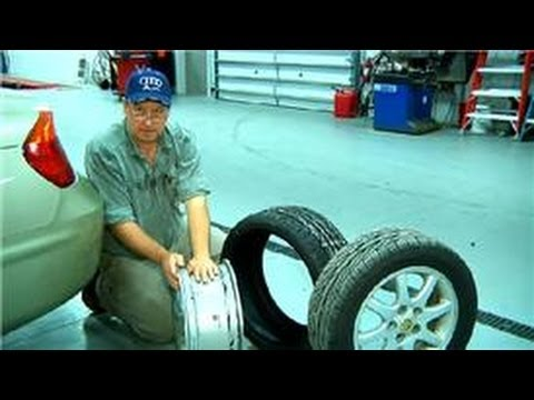 car maintenance tips tricks how to put a car tire back on the rim youtube. Black Bedroom Furniture Sets. Home Design Ideas