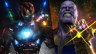 Avengers 4 - Iron Man Forges NEW Infinity Gauntlet?! Iron Man Vs Thanos Finale?