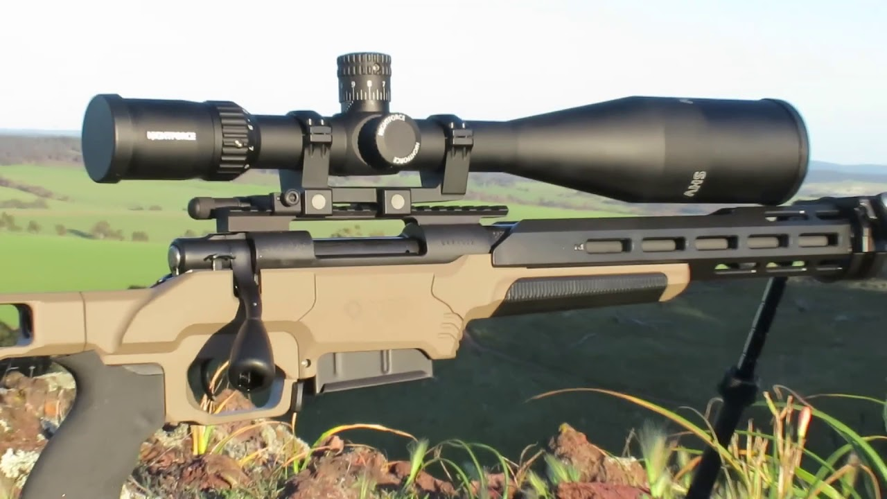 6 5 Creedmoor at 2000yards (MDT ESS Chassis) ELR rifle build Video 6