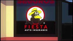 Fiesta Auto Insurance 30 sec  TV Spot
