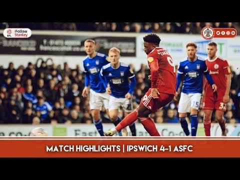 ⚽ MATCH HIGHLIGHTS | Ipswich Town 4-1 Accrington Stanley
