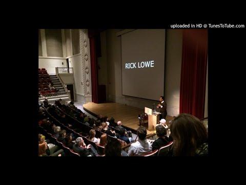 Rick Lowe part 2
