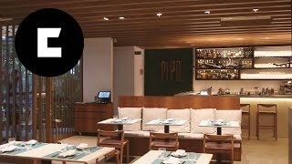 Chef Felipe Bronze talks about Dekton at Pipo Restaurant | Cosentino