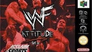WWF Attitude (N64) - Royal Rumble