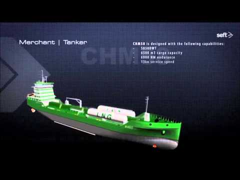 SEFT  │ NEW LINES – Ship Designs