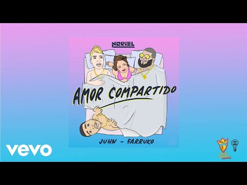 Trap Capos, Noriel - Amor Compartido (Audio) ft. Farruko, Juhn