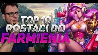 TOP 10 POSTACI DO FARMIENIA!