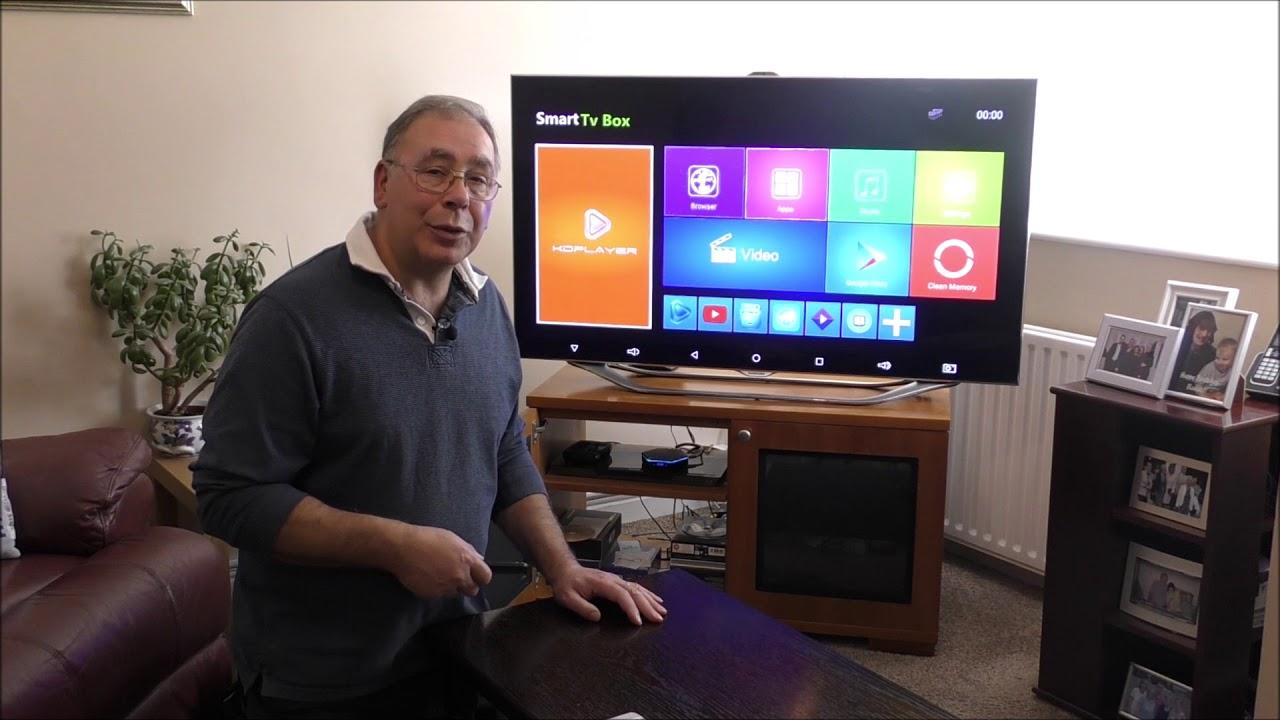 T95Z Plus TV Box,Kodi box final review, check out the link in the  description below