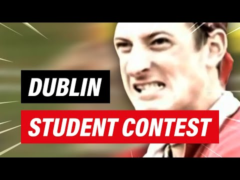 Dublin Student Contest - Advertising