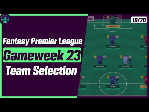 FPL GW23: TEAM SELECTION | LIVERPOOL INDECISION | Fantasy Premier League Tips 2019/20