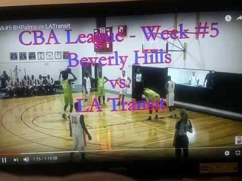 LA Transit VS Beverly Hills part 1